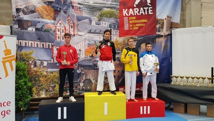 Joost Keijer 3e plaats