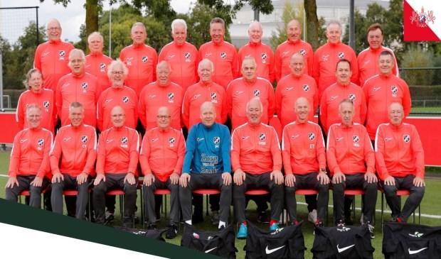 De Oldstars van FC Utrecht komen naar Buitenwereld