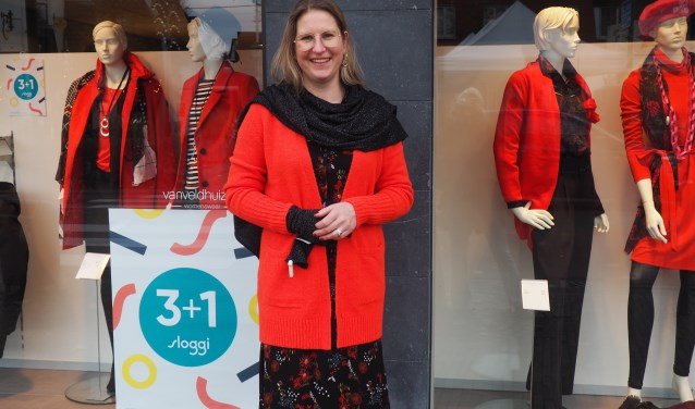 Ruth van Veldhuizen en haar team heten klanten altijd van harte welkom.