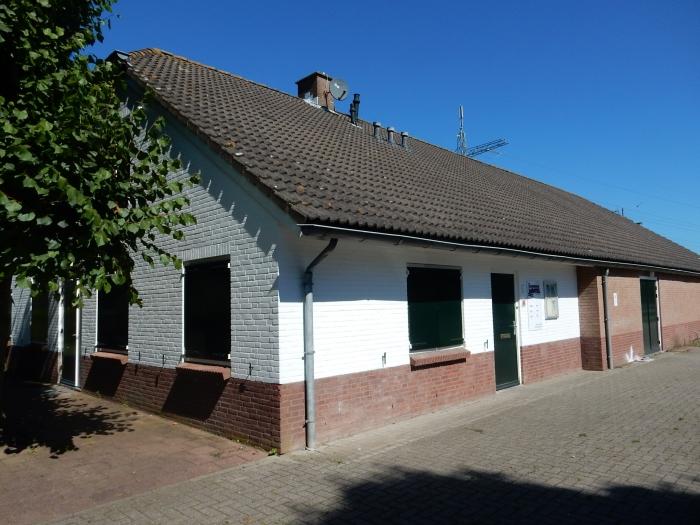Het gebouw van De Schoudermantel