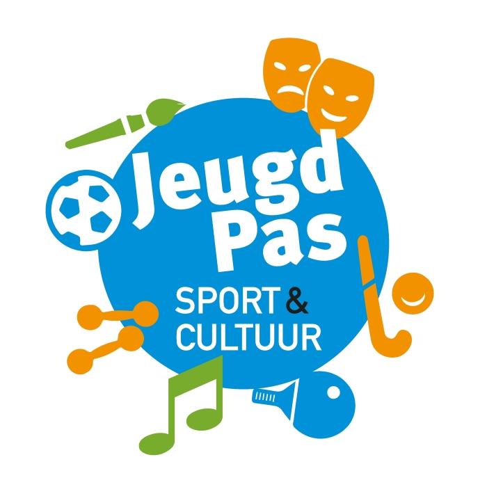 Logo Jeugdpas Sport & Cultuur