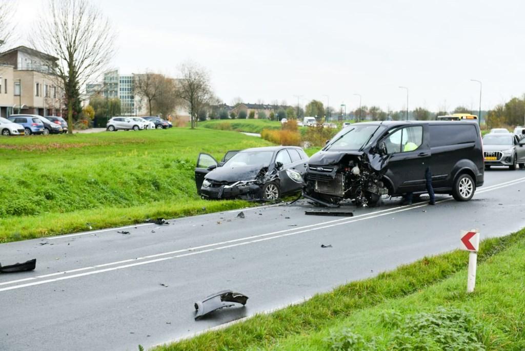 Ongeval op Rondweg