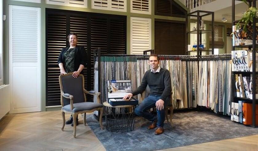 De sfeervolle zaak van Binnenspecialist Van den Berg biedt een grote collectie van veel merken.