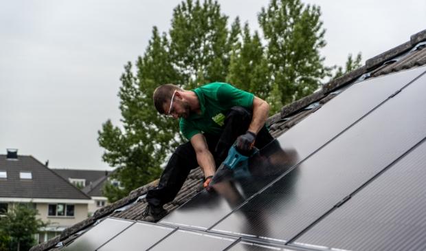 <p>GroenLinks wil dat huurders de mogelijkheid krijgen om zonnepanelen te leasen.</p>
