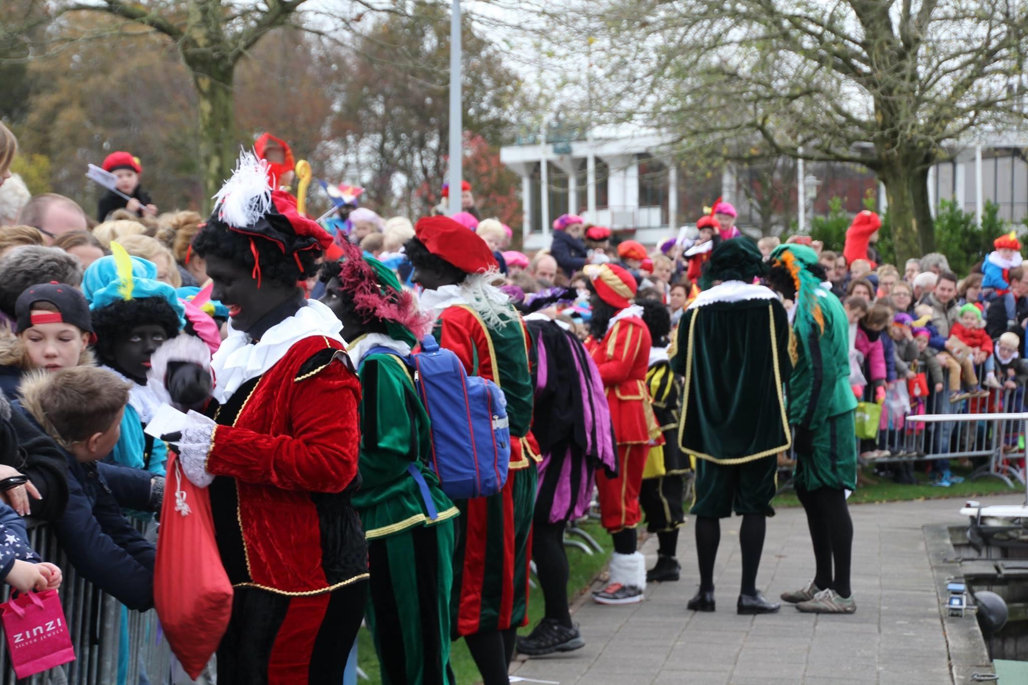 Intocht Sinterklaas VVV Putten © BDU media