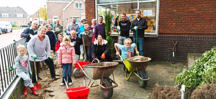 JPWaale gaat voor groen schoolplein - DeStadGorinchem.nl