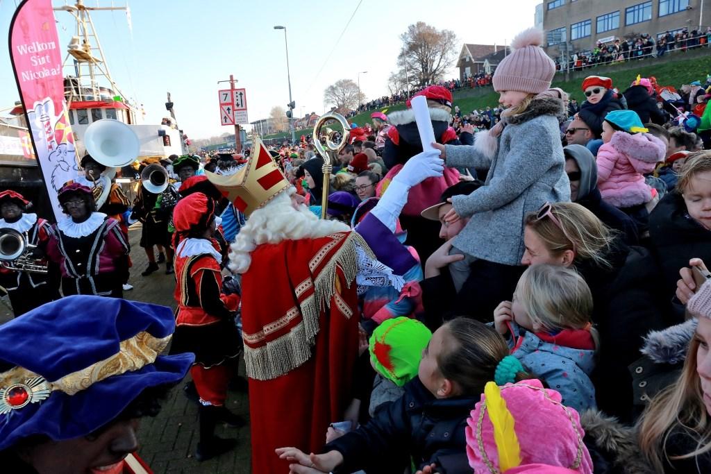De Intocht van Sinterklaas in 2018 Reinder Weidijk © BDU