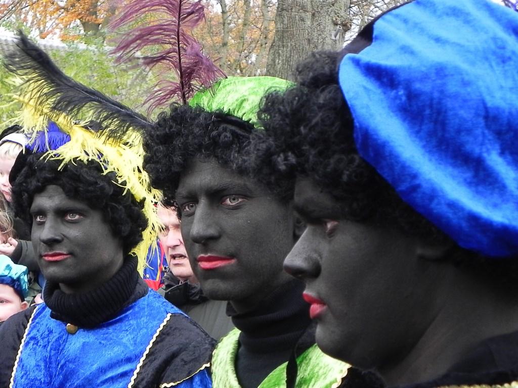 Werkhoven werd bezocht door Sinterklaas en echte Zwarte Pieten. Richard Thoolen © BDU media