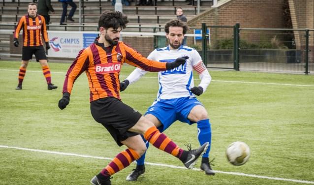 Niels Vlugt benutte als enige SDVB'er een strafschop.