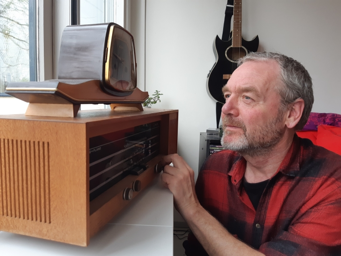 Hans Slijkerman geeft donderdagavond 19 december een lezing over muziek in Museum Nijkerk