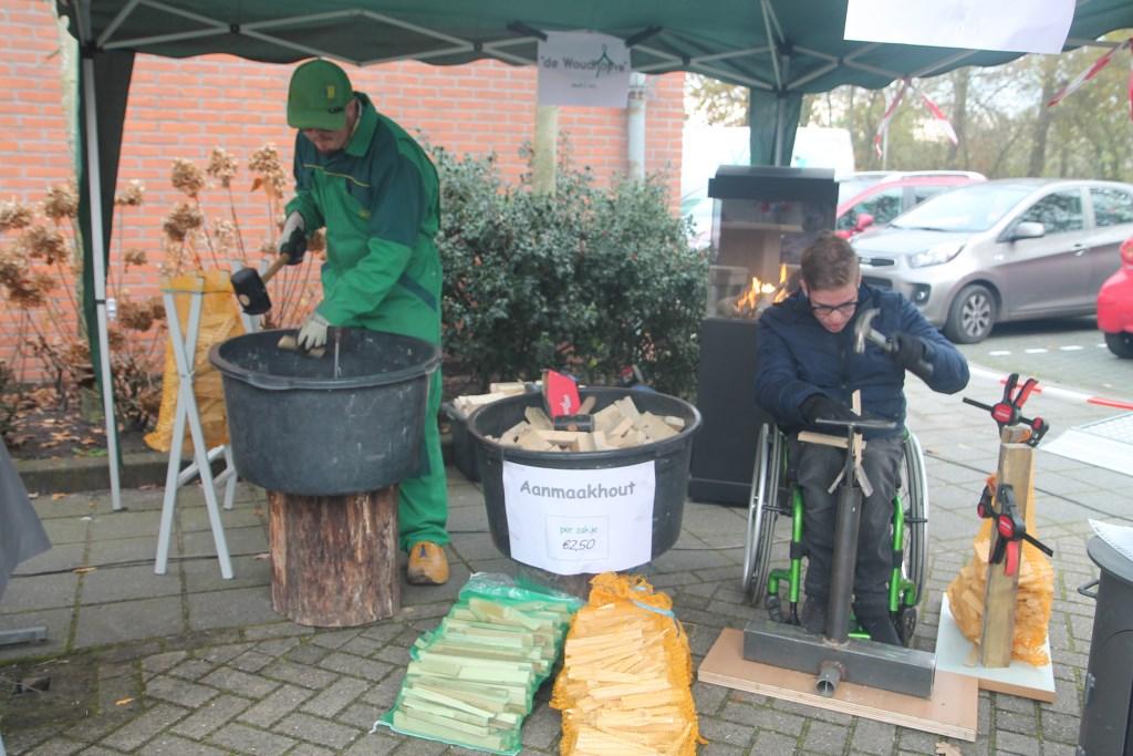hardhout kloven Hannie van de Veen © BDU media
