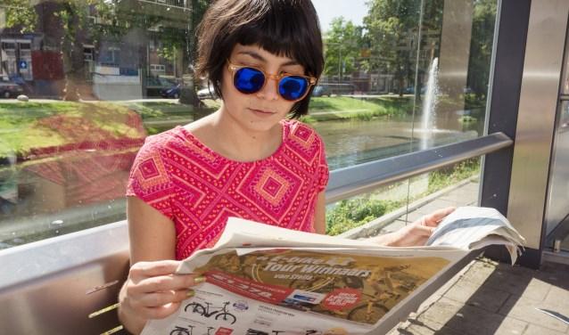 In Nederland lezen 12 miljoen mensen weleens een huis-aan-huis-krant.