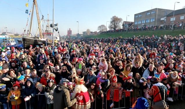 IJmuiden - Intocht Sinterklaas 2018.
