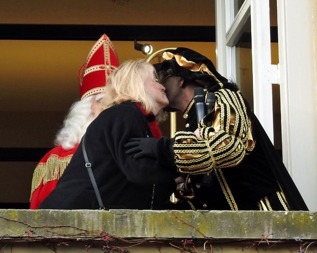 balkonscène met kus foto: GP-buro © BDU Media