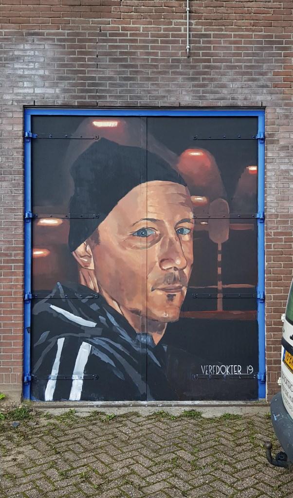 Een portret van de broer van Robert Brink Robert Brink © BDU media