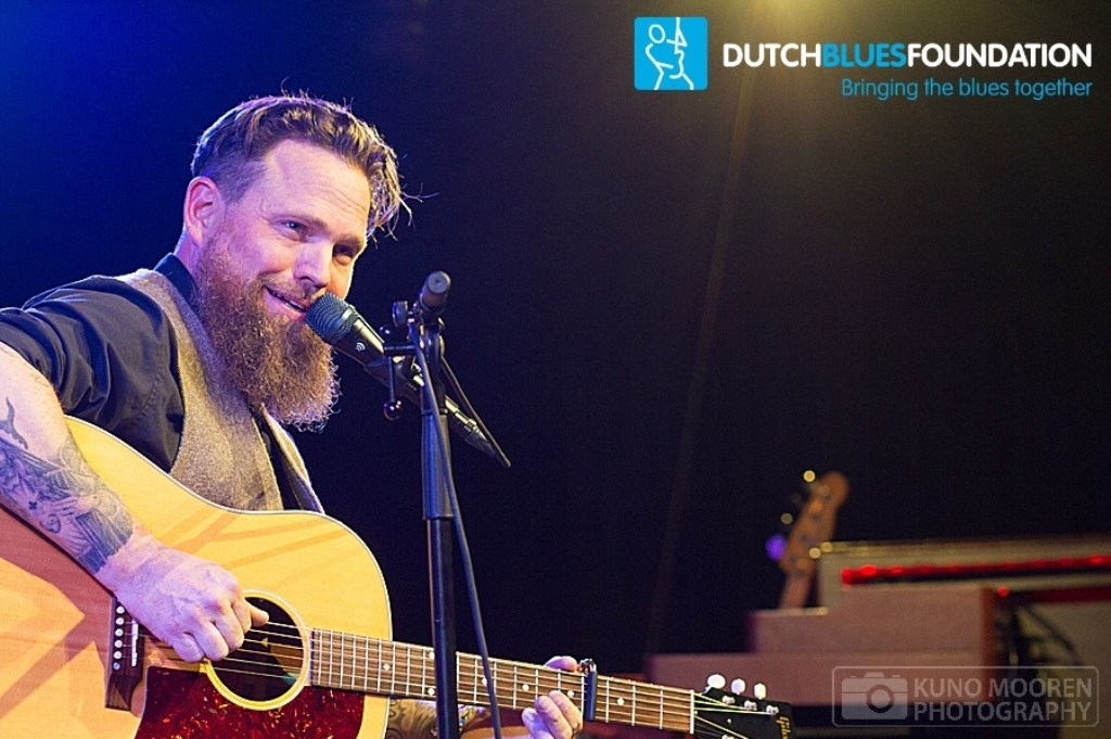 Robbert Duijf Dutch Blues Foundation © BDU media
