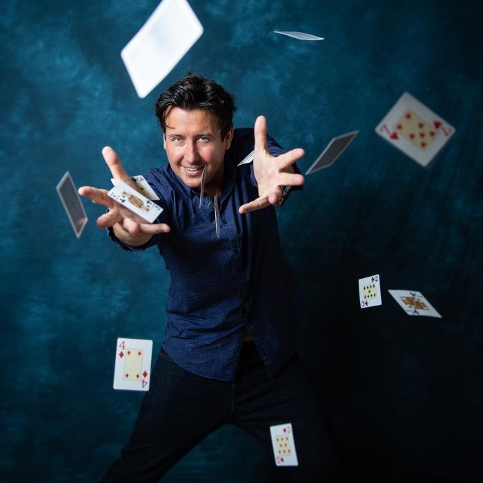 Renzo Kazàn, Magic Unlimited