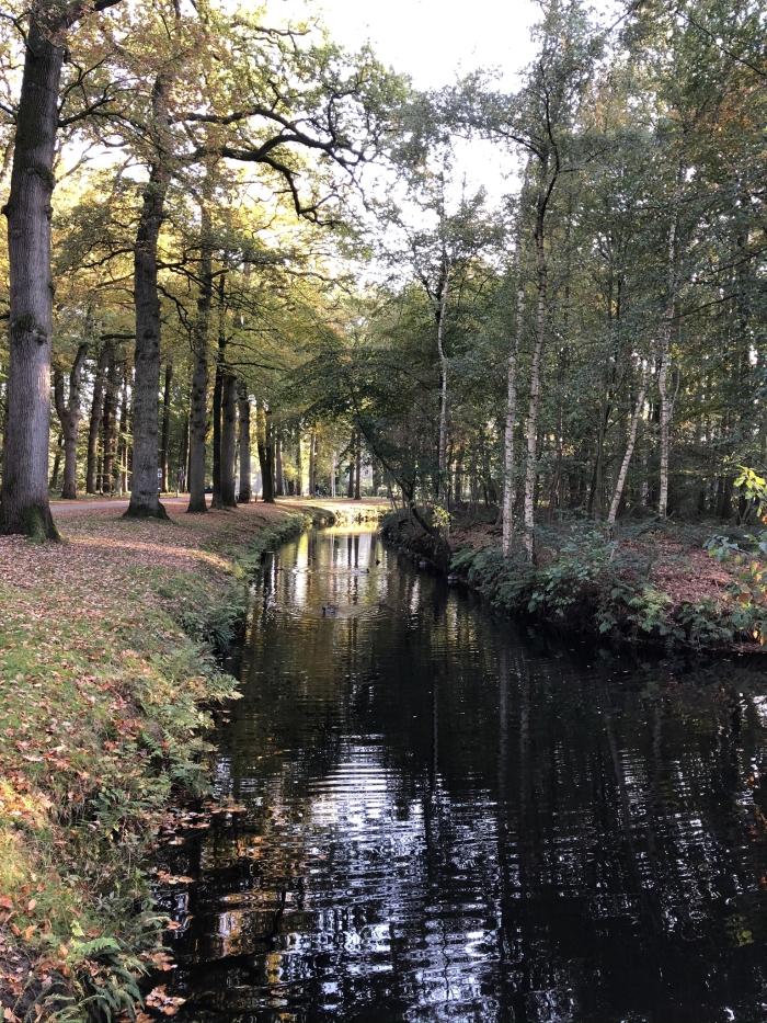 Bij kasteel Groeneveld