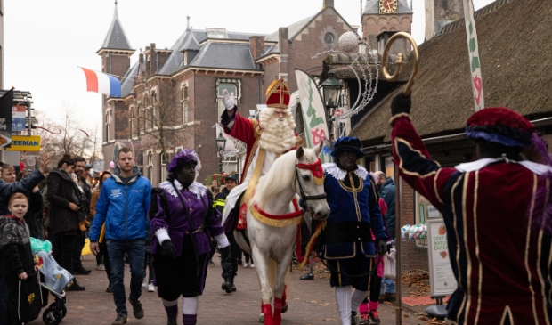 <p>Geen grootse intocht zoals hier in 2019, wel een Sinterklaasfeest voor de Baarnse kinderen op 20 november.&nbsp;</p>