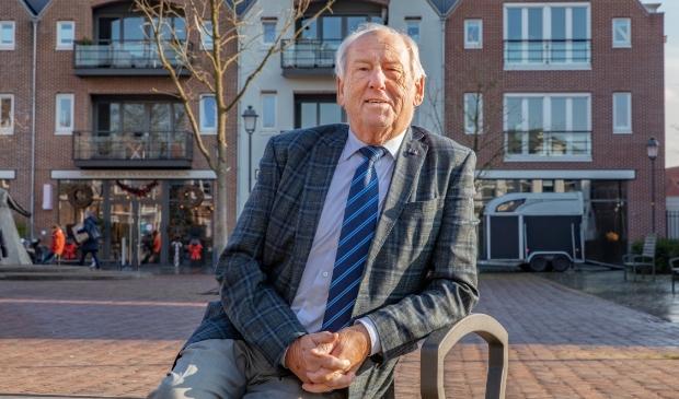 <p>Ondernemer Gerard van den Tweel is op zijn zachtst gezegd niet blij met de plannen van de gemeente.</p>