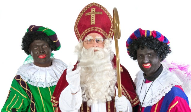 Sinterklaas kijkt uit naar de gezellige intocht in Doorn.