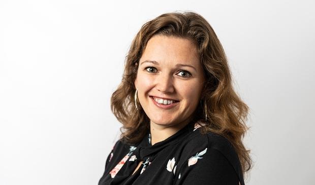 <p>Gerdien Knikker, &nbsp;de fractievoorzitter van D66 Haarlemmermeer.</p>
