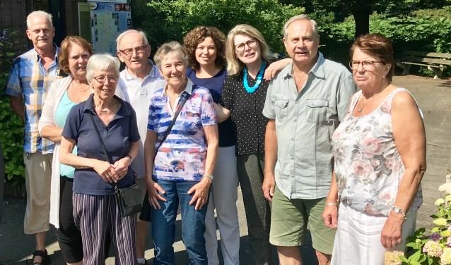 Medewerkers en vrijwilligers van wijkcentrum Alleman verheugen zich op een nieuw wijkcentrum.