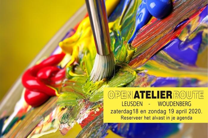 Open Atelier Route Leusden Woudenberg 2020