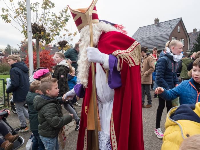 Sinterklaas in het Dorp  Ab van de Pol  © BDU media