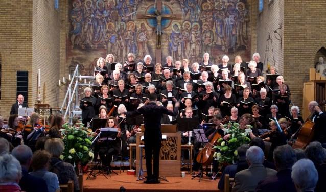 Concertkoor Baarn verzorgt 13 december een kerstconcert.