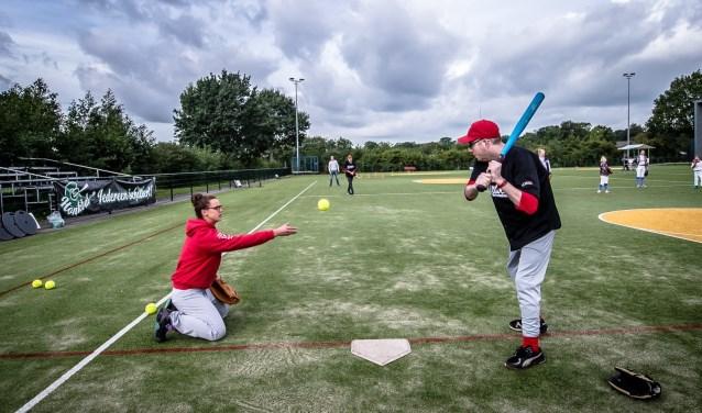 G-honkbal is een van de aangepaste sporten die in Soest worden aangeboden.