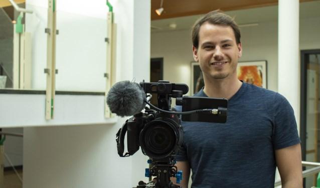 Specialist Peter Tijssen: 'Ik kom langs op locatie, luister naar jouw verhaal en vertaal dat naar een script.'
