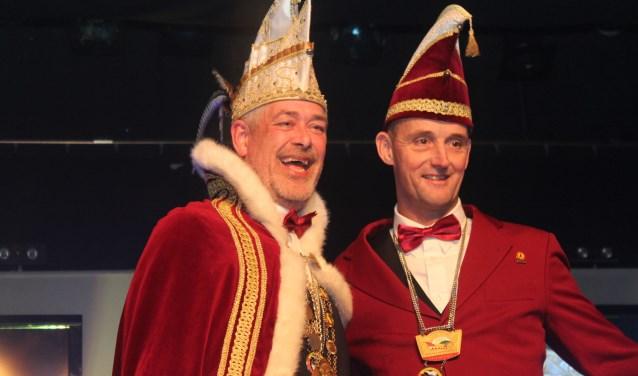 Prins Dick den Eerste en Adjudant Peter