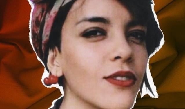 Iraanse actrice Yasaman Aryani