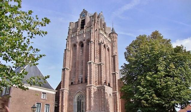 De Grote Kerk op de Markt