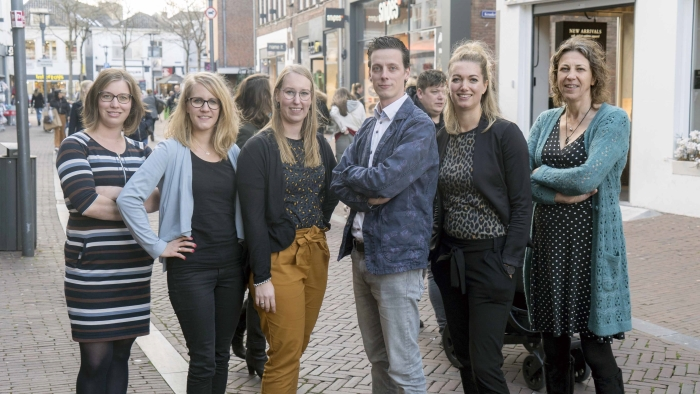 Het team van Geldloket helpt Amersfoorters financieel fit te blijven.