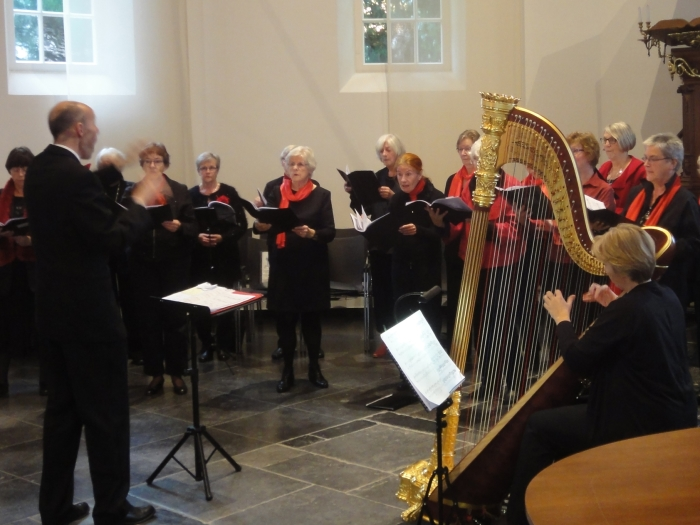 VKKD zingst Christmas Carols in 2016