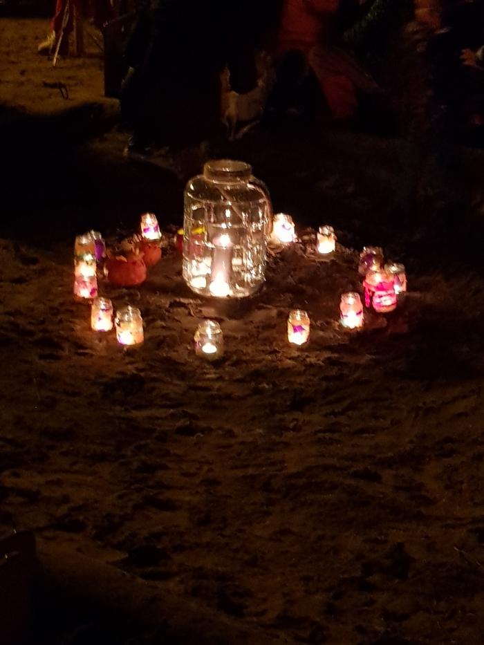 Lichtjes op het schoolplein Marlijn Peeters © BDU media