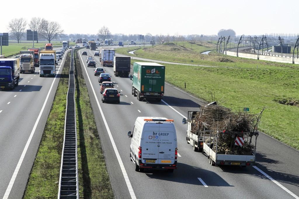 Gorinchem wil maximumsnelheid op snelwegen omlaag