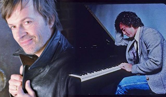Maurits Fondse en Billy Joel