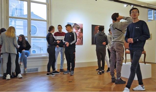 Buitenlandse studenten maken kennis met Gorinchem - DeStadGorinchem.nl
