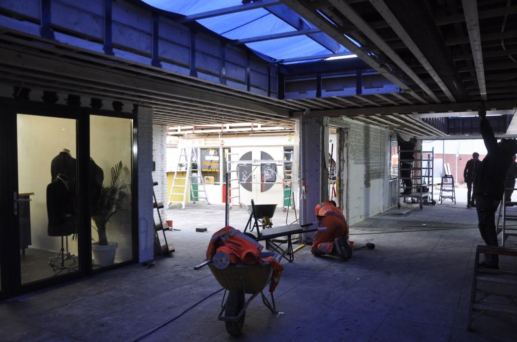 Er is in de Passage nog ruimte voor nieuwe ondernemers Agnes Corbeij © BDU media