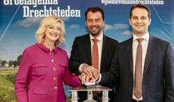Caren Frentz Geinstalleerd Als Algemeen Directeur Veiligheidsregio Zuid Holland Zuid Het Kompas Hardinxveld Giessendam Nieuws Uit De Regio