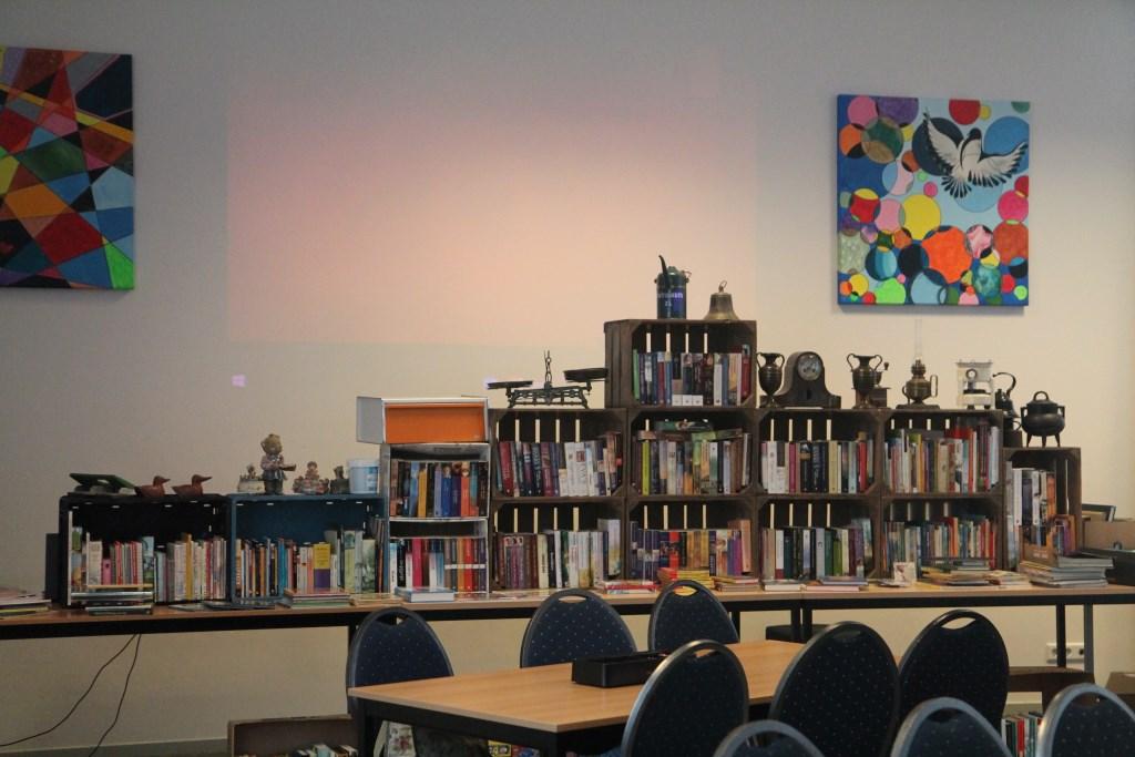 een bijzondere boekenpresentatie Hannie van de Veen © BDU media
