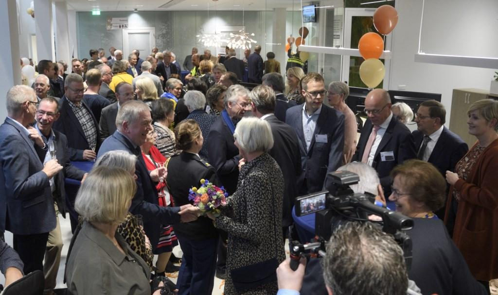 Officiële opening van het gemeentehuis Putten  Henk Hutten © BDU media