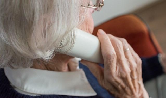 Telefooncirkels zijn bedoeld voor mensen die niet dagelijks contact hebben. Verwacht wordt dat ze in een behoefte voorzien.
