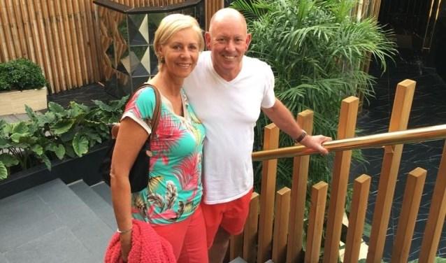 Arie en zijn vrouw Cora begonnen op 3 november 1989 hun eigen garagebedrijf.