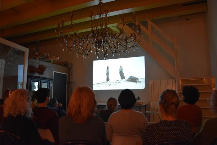 Filmavond `Zachte Kracht' in Atelier Amelisweerd