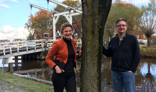 Benedikte Bos en Eugène Brussee, beiden 'dienaren van het woord', schrijven samen teksten voor The Passion 2020.