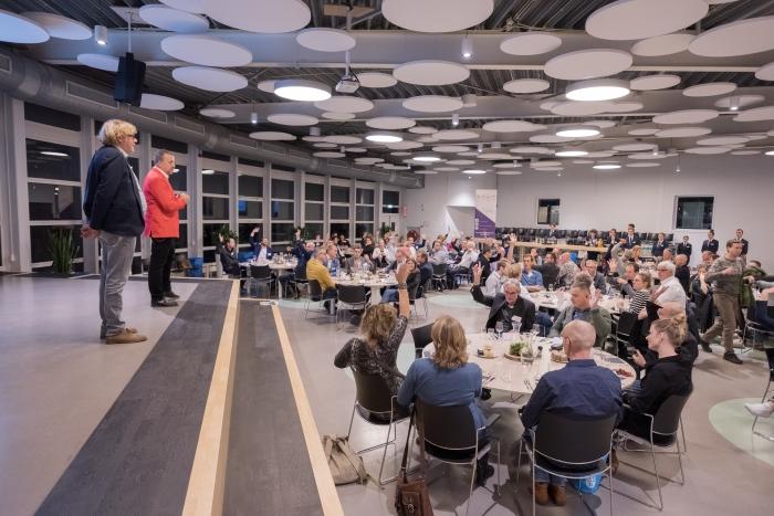 Diner Pensant bij ROC Midden Nederland